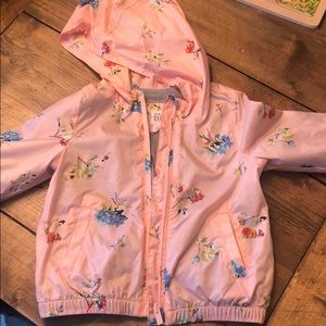 Gap kids rain jacket